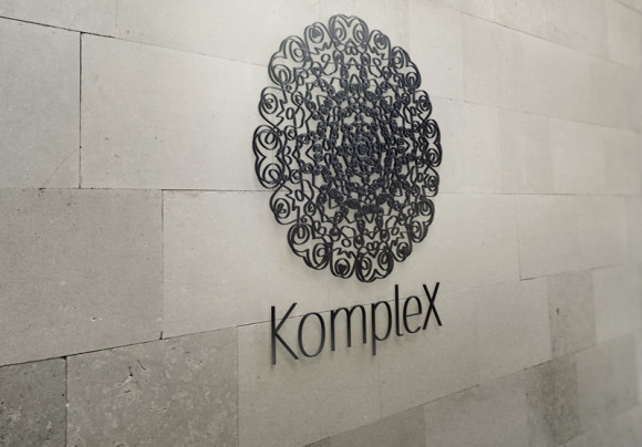 Logo Mandala Komplex