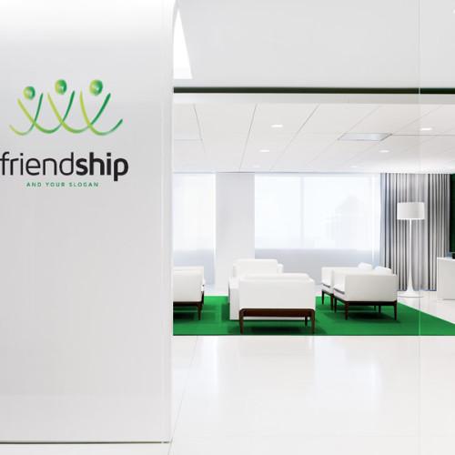 Logo Menschen Freunde