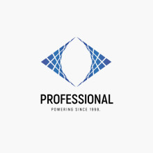 Logo Rhombus Geometrisch