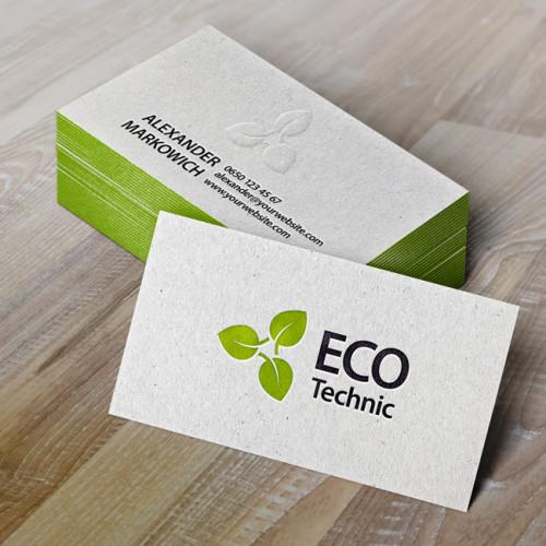 Logo Umweltschutz