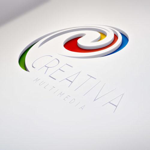 Logo Bunt Farbenfroh