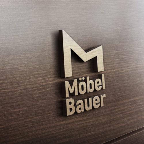 Logo Buchstabe M Moebel Tischler