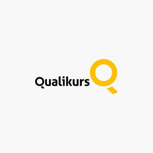 Logo Buchstabe Q Logo