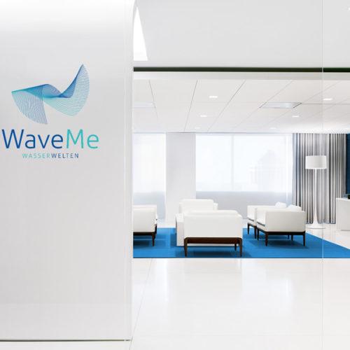 Logo Wasser Welle