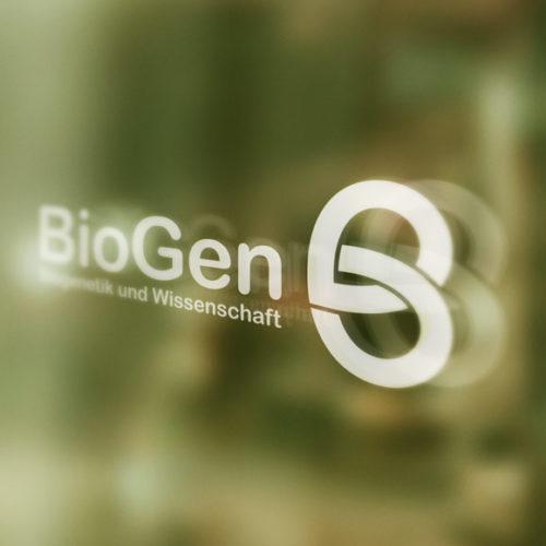 Logo Buchstabe B Zweiteilig
