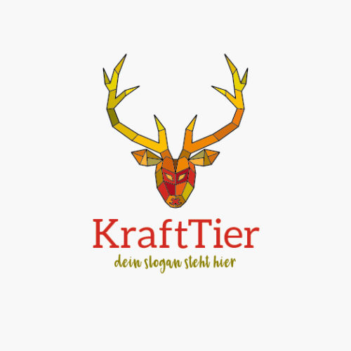 Logo Hirsch KraftTier