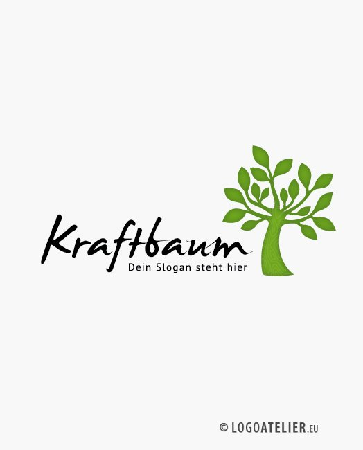 Logo Kraft Baum Esoterik