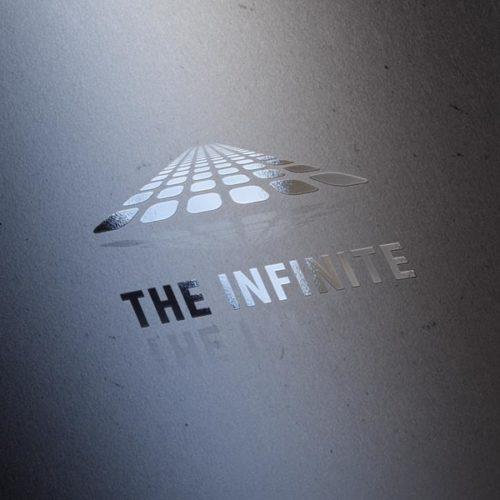 Logo Unendlich Technisch Punkte Fertiges Logo kaufen