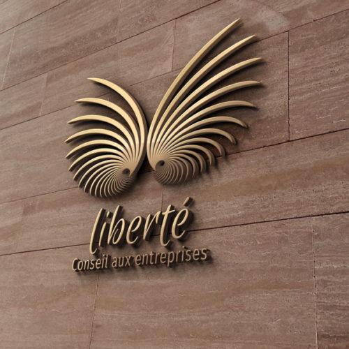 Logo Flügel Freiheit EXKLUSIVES Logo kaufen
