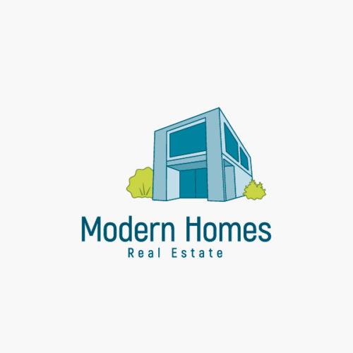 Logo Immobilien Makler | fertiges Logo kaufen | LogoAtelier.eu