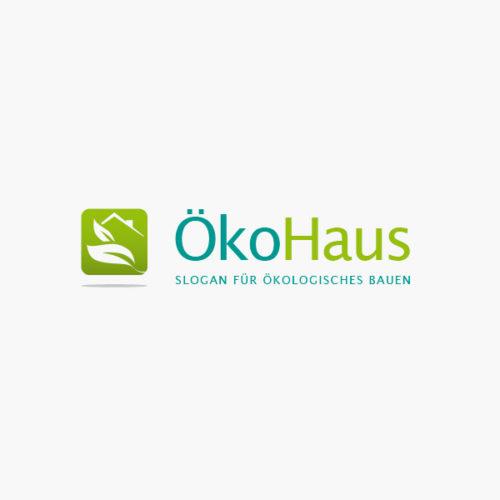 Logo Öko Haus Makler fertiges Logo kaufen
