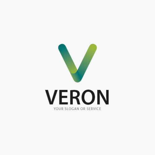Buchstaben Logo V | EXKLUSIVES Logo kaufen | LogoAtelier.eu