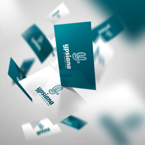 Buchstaben Logo Y Gezeichnet | Cooles Logo kaufen | LogoAtelier.eu