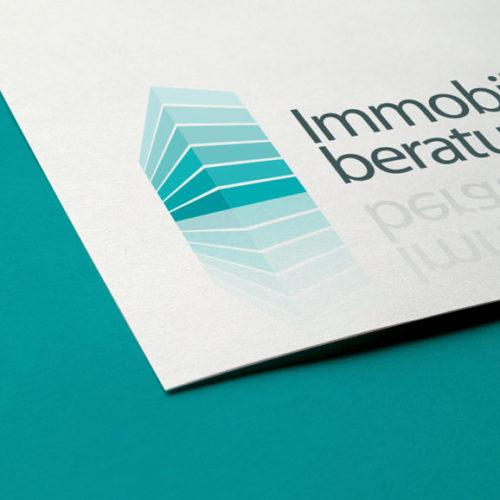 Logo Immobilien Haus Wohnung | EXKLUSIVES Logo kaufen | LogoAtelier.eu