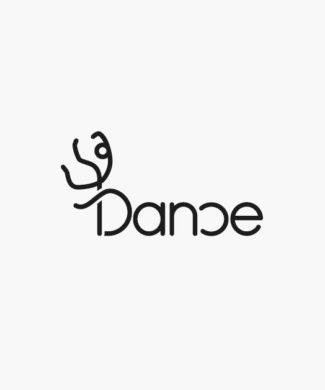 Logo Tanzen Bewegung Sport | EXKLUSIVES Logo kaufen | LogoAtelier.eu