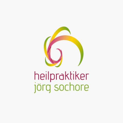 Heilpraxis Logo | Spirale Wasser | Esoterik Logo kaufen | LogoShop | LogoAtelier.eu