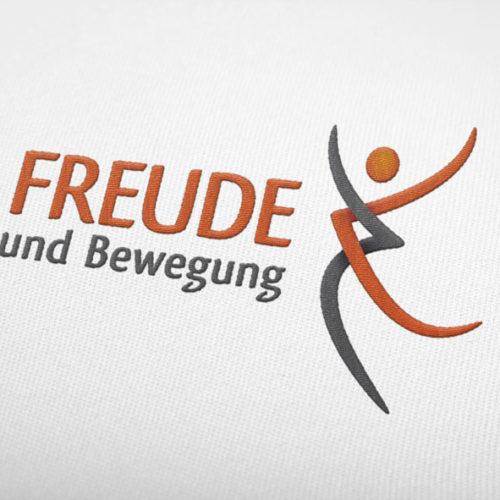 Logo Mensch Sport Freude | Modernes Logo kaufen | LogoShop | LogoAtelier.eu