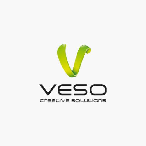Logo V | Buchstaben Logo | 3D Logo V | Cooles Logo kaufen | Logoatelier.eu