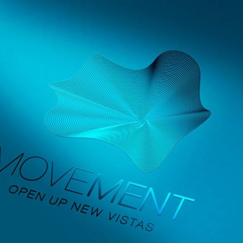 Wellen Logos   Bewegung Kurven   Kreatives Logo kaufen   LogoAtelier.eu