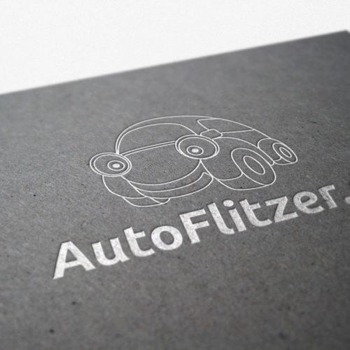 Logo Auto Vermietung Werkstatt | Comic Logo kaufen | LogoAtelier.eu