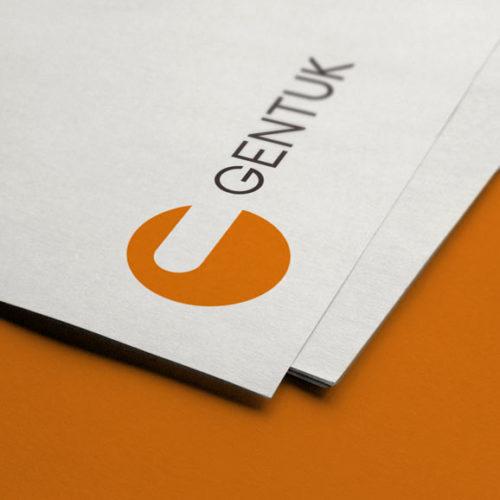 Logo Buchstabe G Kreis | Simples Logo kaufen | LogoAtelier.eu