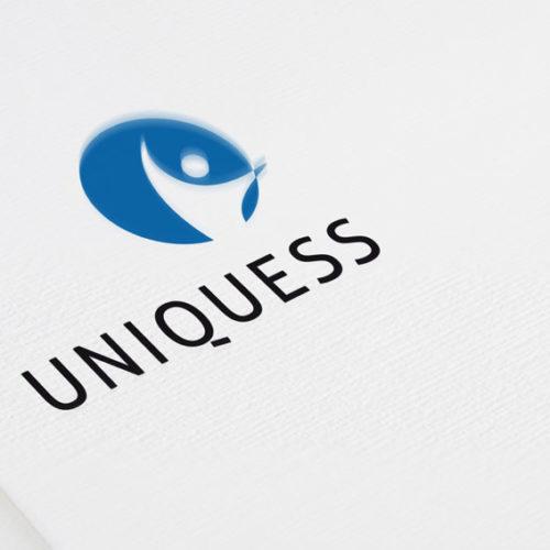 Simples Menschen Logo Freude Erfolg Fertiges Logo kaufen LogoShop LogoAtelier.eu