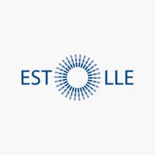 Logo Buchstabe O Sonne Zentriert Konzentrisch Fertiges Logo kaufen LogoAtelier.eu