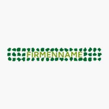 Logo Steine Zaun Mauer Natur Material Fertiges Logo kaufen LogoAtelier.eu