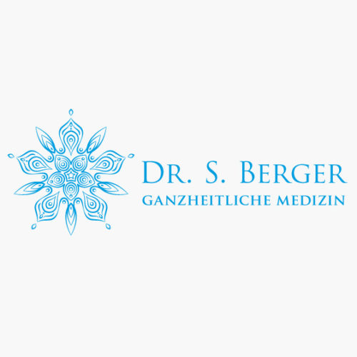Logo Ganzheitliche Medizin Geometrisch Zart Esoterik fertiges Logo kaufen LogoAtelier.eu