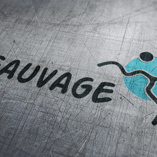 Logo Wildes Leben Abenteuer Reisen Adventure Fertiges Logo kaufen LogoShop LogoAtelier.eu