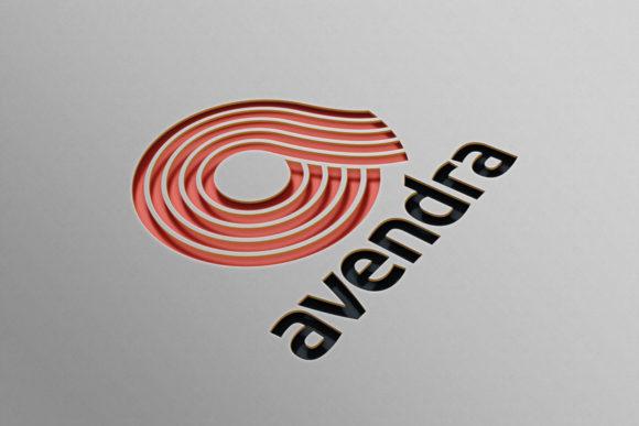 Logo Buchstabe A Linien Konstruktion exklusives Logo elegantes Logo kaufen LogoShop LogoAtelier