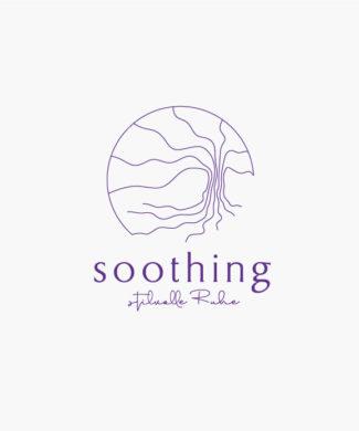 Exklusives Baum Logo kaufen Erholsam Beruhigend Wohltuend Heilend Psychologie Fotograf Ruhe Natur Fertiges Logo kaufen LogoShop LogoAtelier.eu