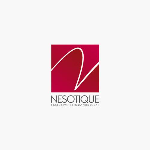 logo buchstabe n initial n logo EXKLUSIV auf LogoAtelier.eu