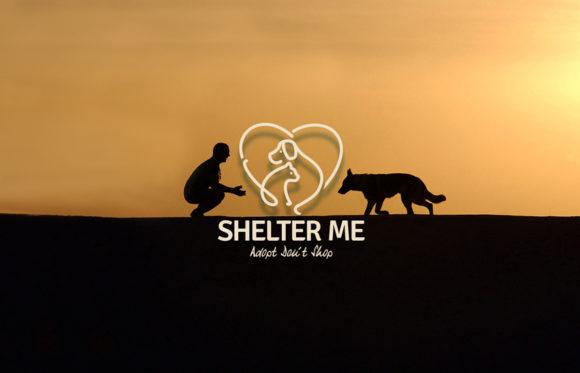 Tierschutz Logo Hund Katze Tierschutz EXKLUSIVES Logo kaufen Fertiges Logo kaufen LogoShop Vereinslogo Verein Gemeinschaft Tierliebe Tierschutzverein Shelter Fellnasen LogoAtelier