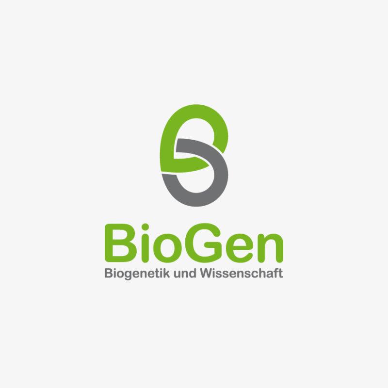 Logo Buchstabe B Zweiteilig Herz Grün Verbindung Fertiges Logo günstig kaufen LogoShop LogoAtelier,eu